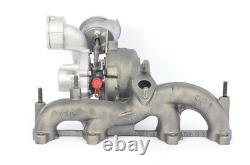Turbocompresseur Pour 1.9 Tdi Audi A3, Vw Passat, Golf, Touran, Caddy, Skoda